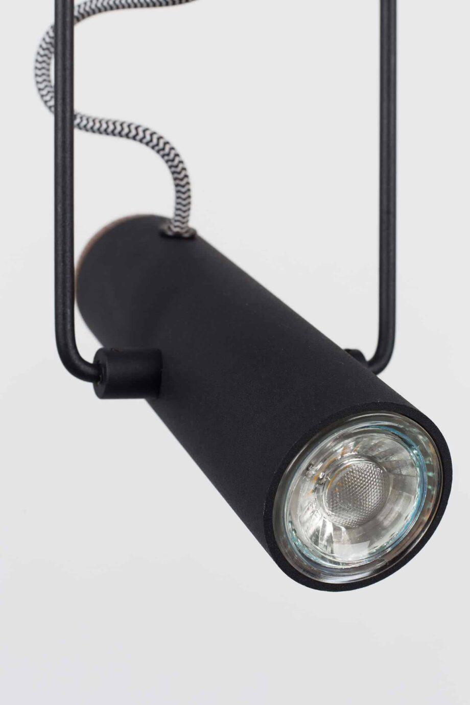 Marlon hanglamp Zuiver zwart 3