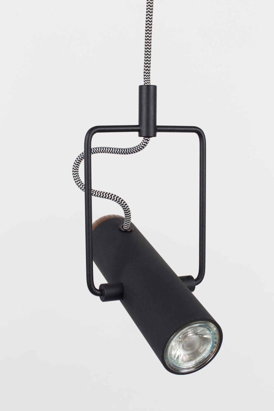 Marlon hanglamp Zuiver zwart 4