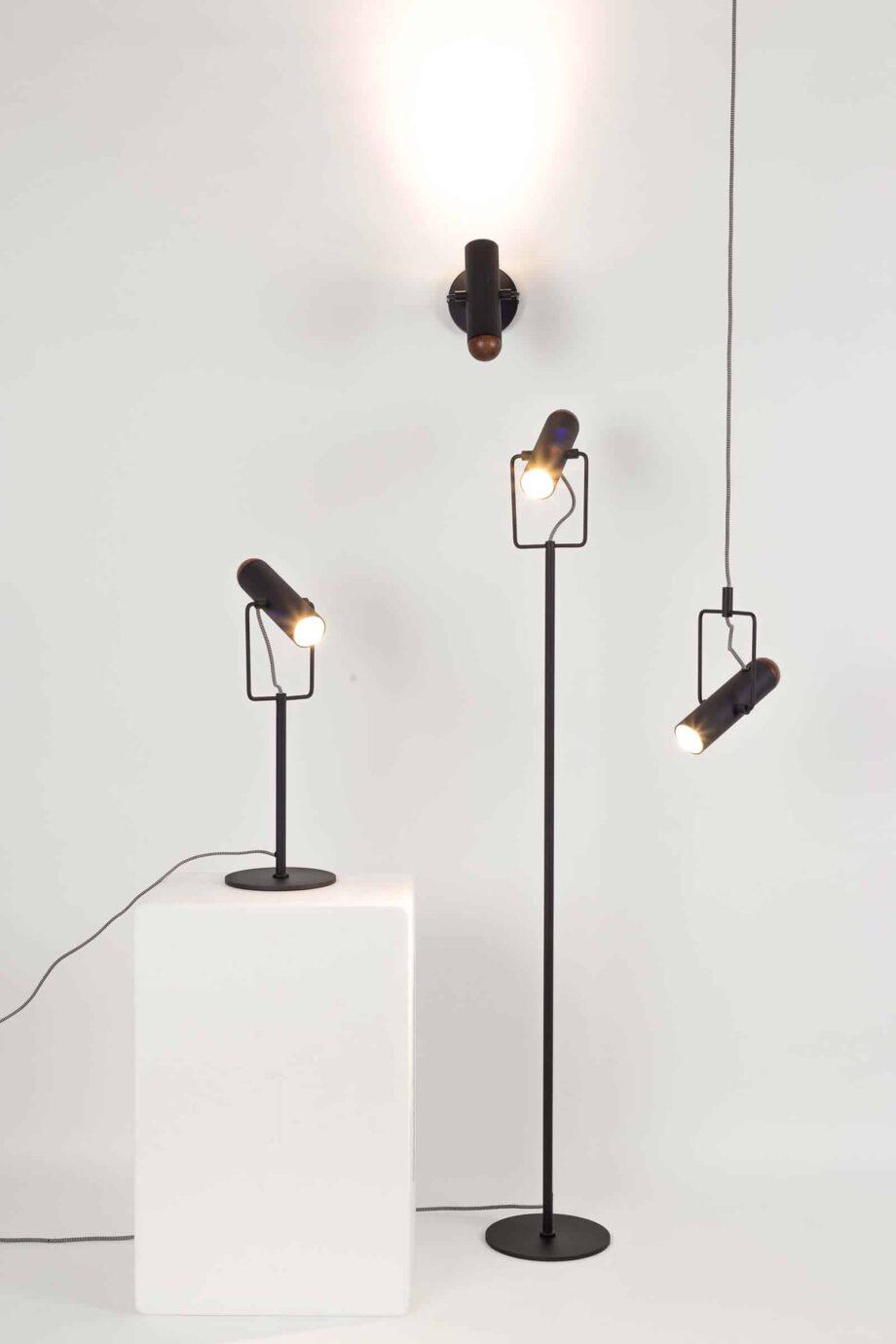 Marlon hanglamp Zuiver zwart 6