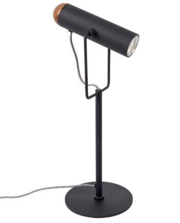 Marlon tafellamp Zuiver zwart 1
