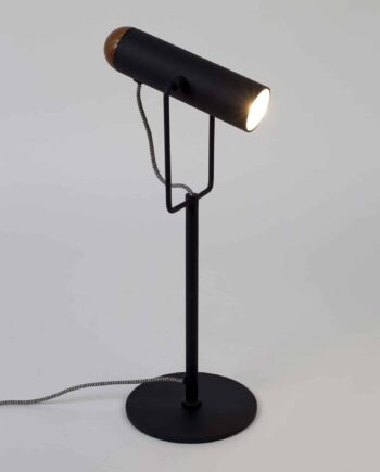 Marlon table lamp Zuiver black 2