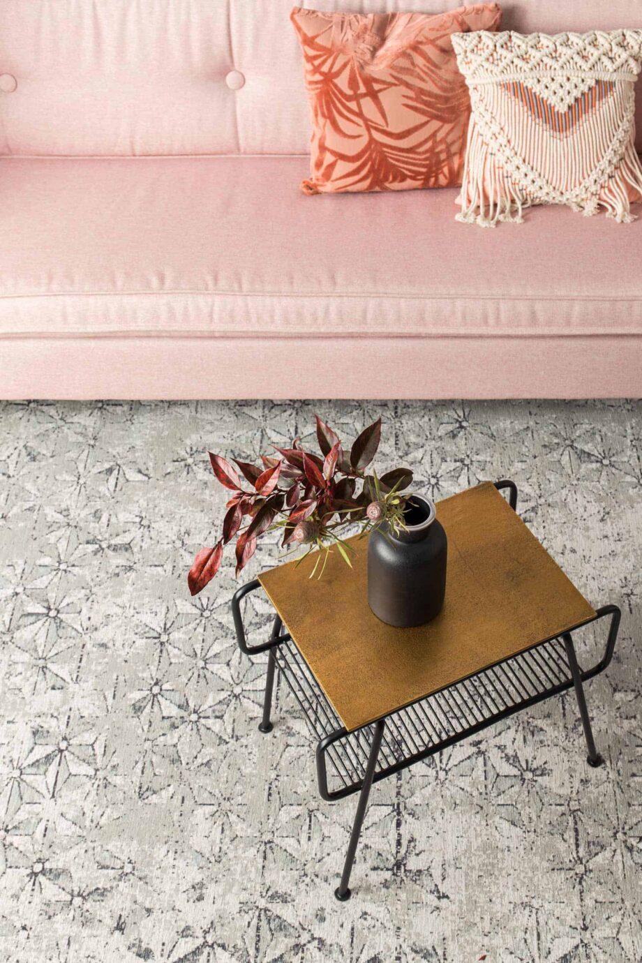 Miller tapijt Zuiver grijs 8