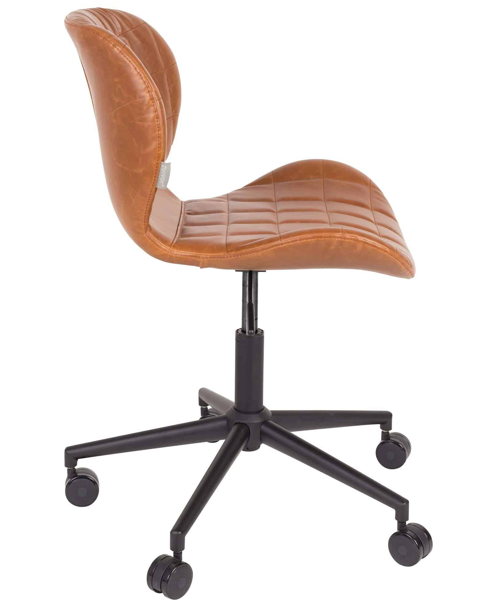 Zuiver Omg Bureaustoel.Omg Bureaustoel Ll By Zuiver Designshopp
