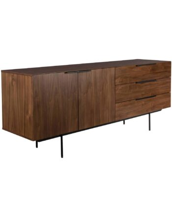 Travis dressoir Zuiver walnut 1