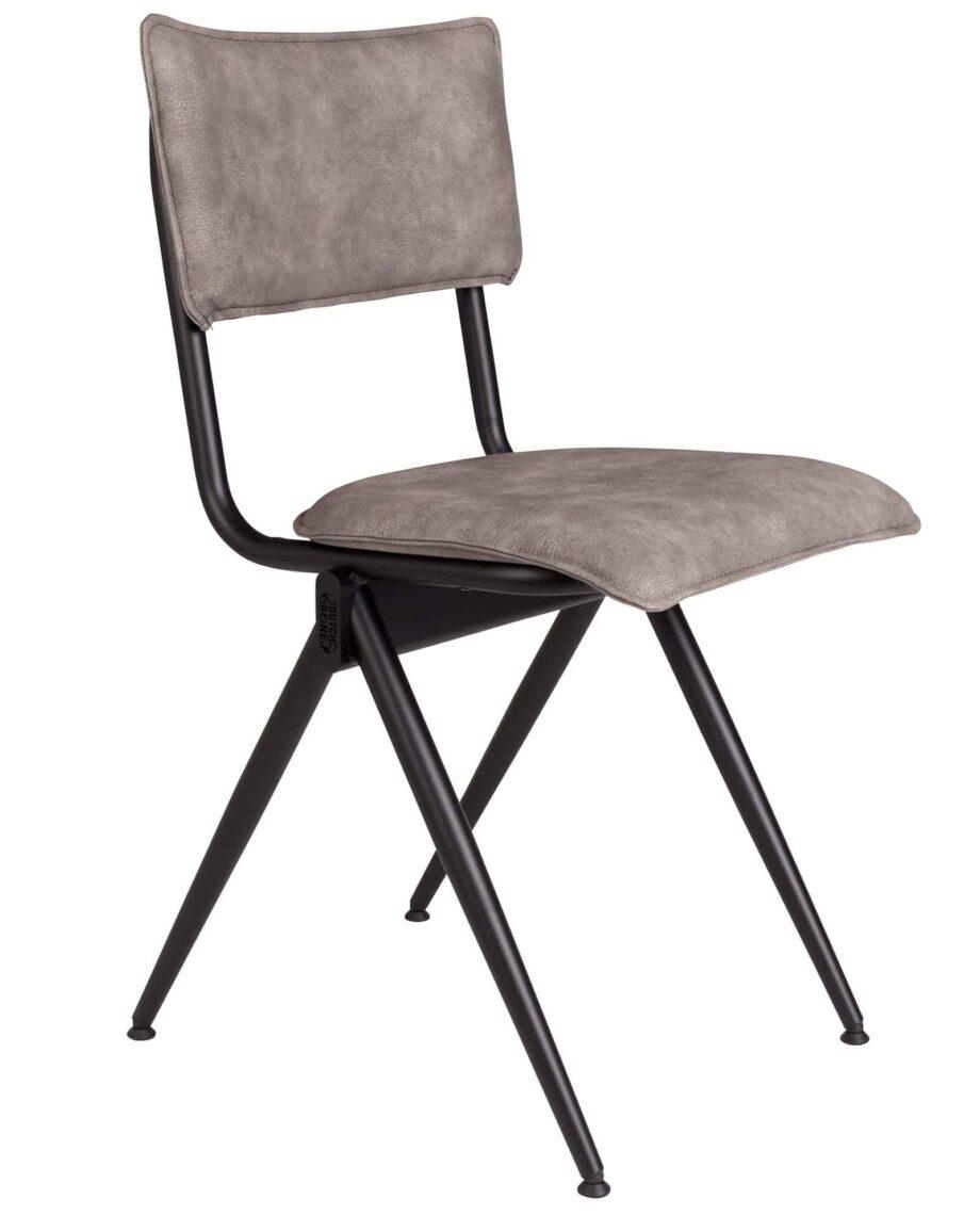 Willow stoel Dutchbone grijs 1
