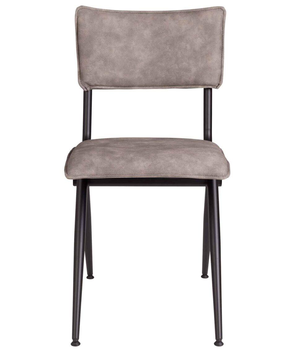 Willow stoel Dutchbone grijs 2