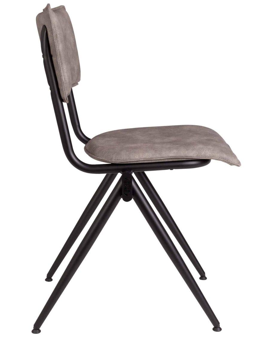 Willow stoel Dutchbone grijs 3
