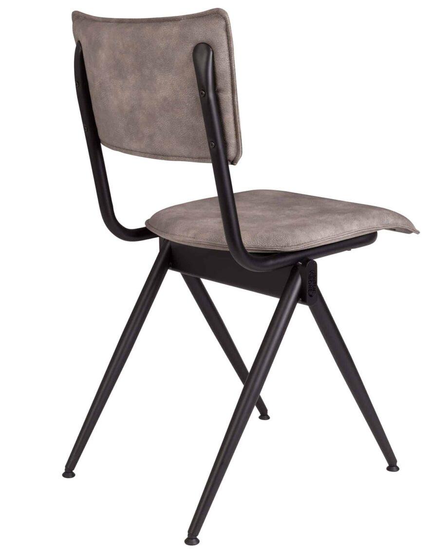 Willow stoel Dutchbone grijs 4