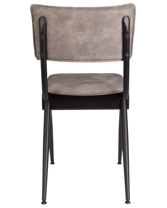 Willow stoel Dutchbone grijs 5