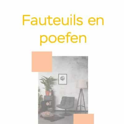 Fauteuils en poefen-01